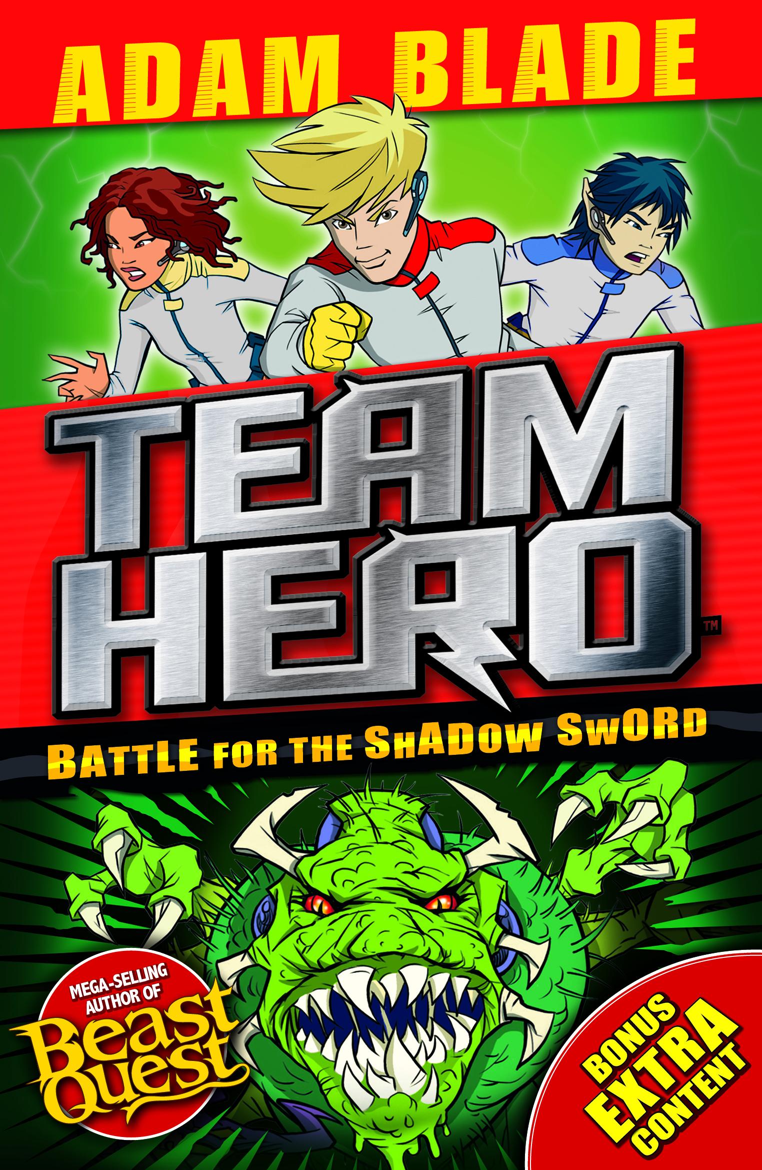 Team Hero Battle for the Sharow Sword